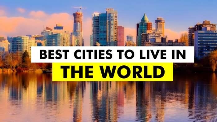 лучшие города
