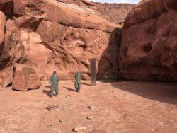 Тайна запутана: таинственный монолит, появившийся в Юте, исчез