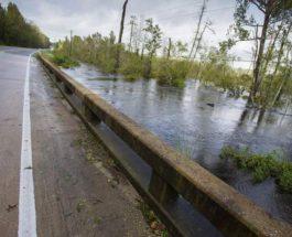 наводнение северная каролина
