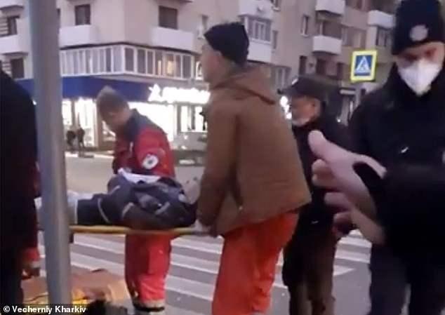 Харьков, авария, остров безопасности,студент, Египет,