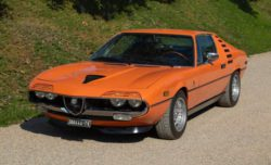 Редкая Alfa Romeo Montreal 1974 года появилась на автоаукционе (ФОТО и ВИДЕО)