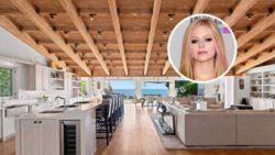Аврил Лавин потратила 7,8 миллиона долларов на современный дом в Малибу с четырьмя спальнями и видом на Тихий океан