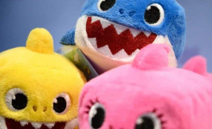 Baby Shark, клип,