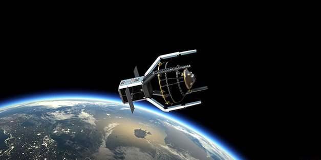 орбита, космический мусор,