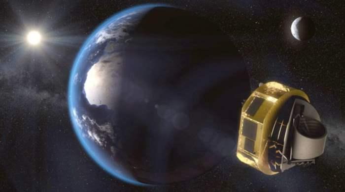 EKA, Ариэль, телескоп,
