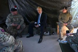 Great Britain, military budget,