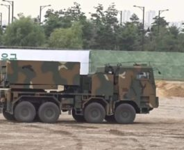 KTSSM, Южная Корея, Баллистические ракеты,