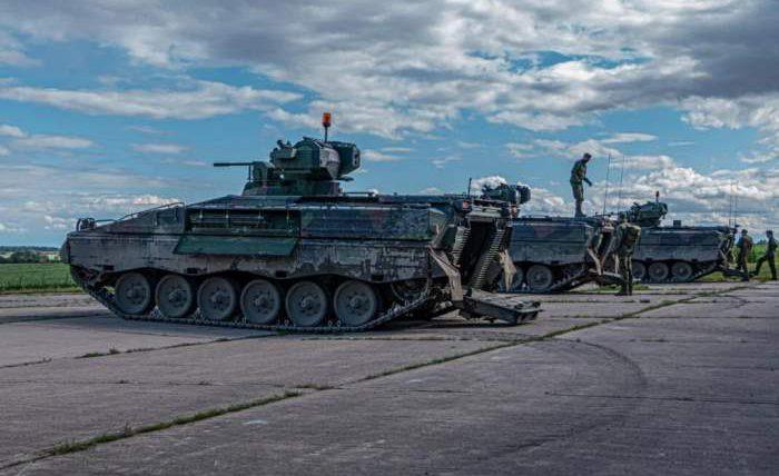 Marder, Rheinmetall ,