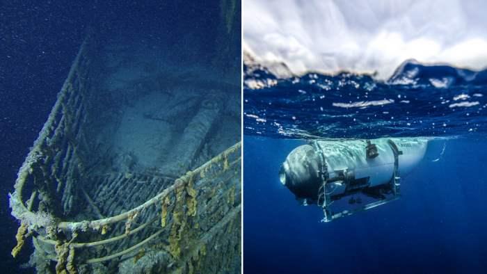OceanGate Expeditions, Титаник, экспедиция,