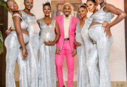 Африканский плейбой станет отцом 6 детей от разных женщин одновременно