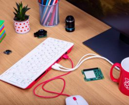 Raspberry Pi 400, компьютер, клавиатура,