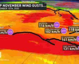ветер, Онтарио, сейсмометр,