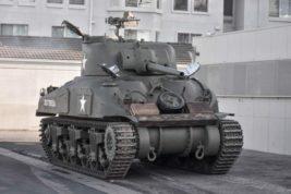 Sherman M4A1 Grizzly