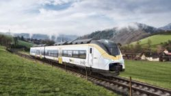 Siemens разрабатывает водородные поезда для Deutsche Bahn
