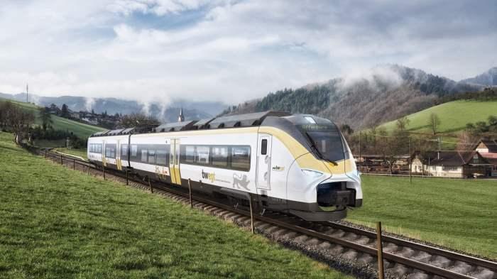 Siemens, Deutsche Bahn, поезда, Германия,