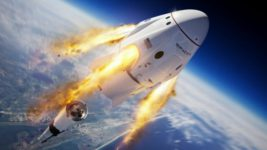 SpaceX Crew Dragon, SpaceX,