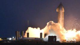 Starship SN8, SpaceX, ракета,