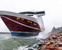 Viking Grace, паром, Балтийское море,