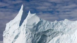 Айсберг, Антарктида, Южная Георгия,