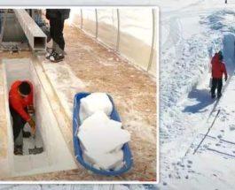 Антарктида, климат, лед,