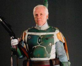 Боба Фетт, актер, Звездные войны, Джереми Баллок,