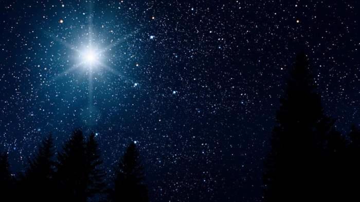 Вифлеемская звезда, библейская звезда, 21 декабря,