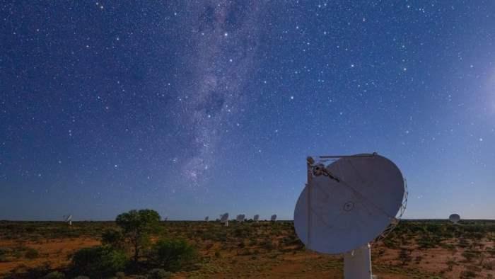 Вселенная, новый телескоп,
