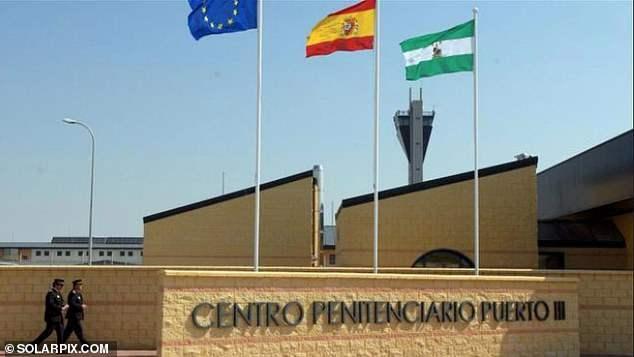 Испания, заключенный, пенис,