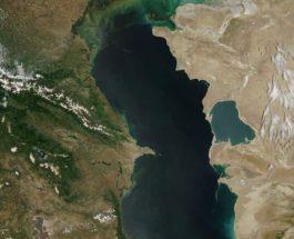 Каспийское море, изменение климата,