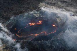 Килауэа, Гавайи, извержение,