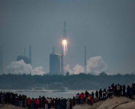 Китайская ракета, Changzhen-8, спутники,