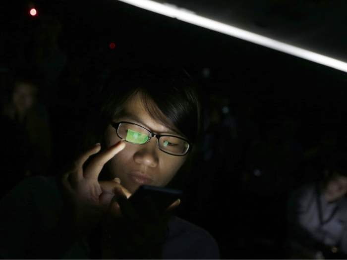 Китай, Блэкаут, без света,