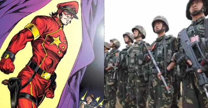 Китай, генная инженерия, ДНК, модификации, супер солдаты,