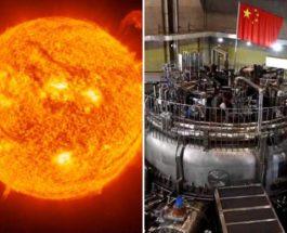 Китай, искусственное солнце, термоядерный реактор,