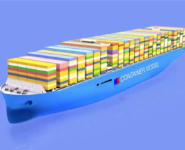 Китай, контейнеровозы,