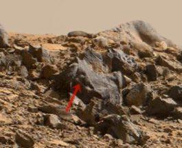 Марс, череп,