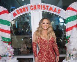 Мэрайя Кэри, рождественская песня, хит, Oh Santa,