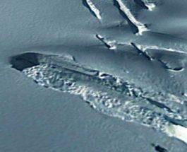 НЛО, Антарктида,
