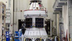 Космический корабль НАСА Орион был поврежден, и ремонт может занять несколько месяцев