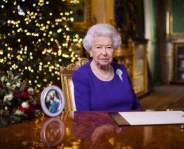 Рождество, Великобритания, Королева,