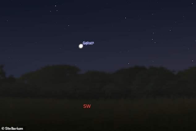 Сатурн, Юпитер, Вифлеемская звезда,