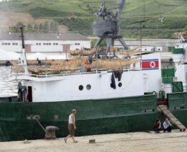 Северная Корея, рыбак, казнь, радио,