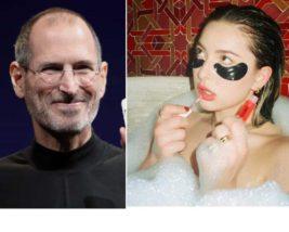 Стив Джобс, Ив Джобс,