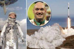 Тайсон Фьюри мечтает о путешествии в космос — и все это из-за Мухаммеда Али