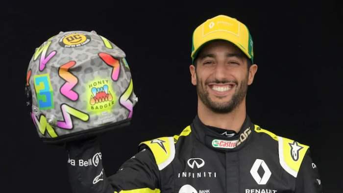 Формула 1, Даниэль Риккиардо,McLaren,