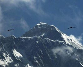 Эверест, высота,