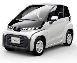 Электрический автомобиль, Toyota,