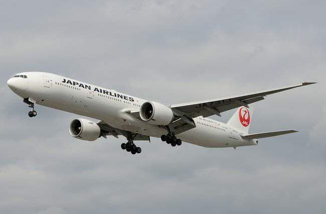 Японские авиалинии, питание, самолет, Japan Airlines,