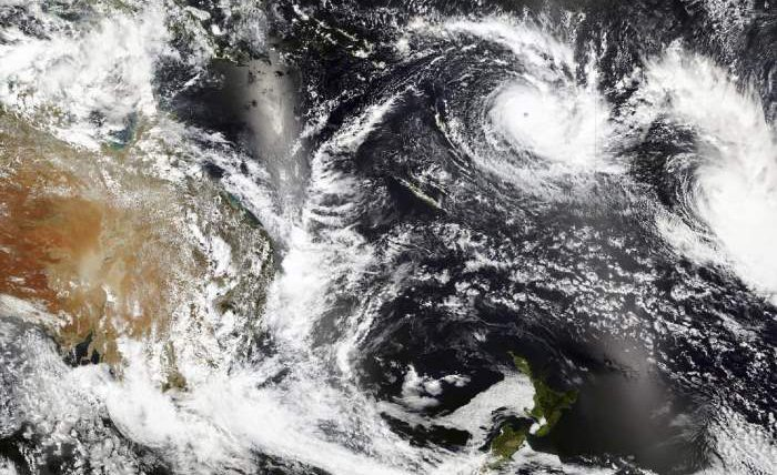 Яса, Фиджи, циклон,