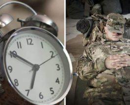 армия, сон, методика,